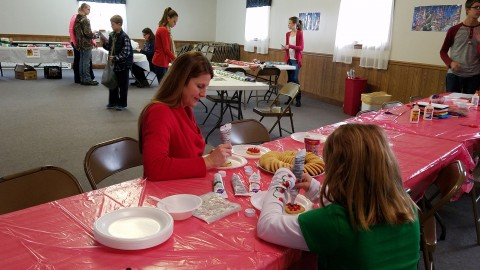 Club 21550 Breakfast with Santa and Workshop