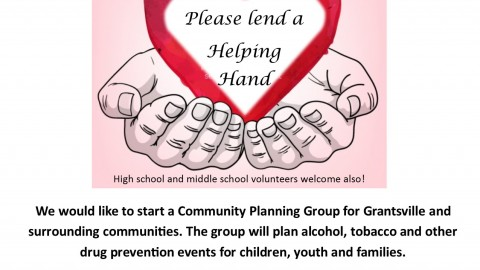 Looking for people that care about kids, teens and families near Grantsville area
