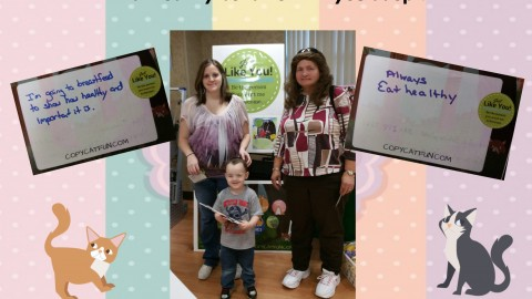 Positive Role Models from Community Baby Shower-Health Fair