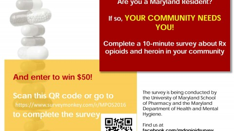Chance to win a $50 gift card! Take the survey!
