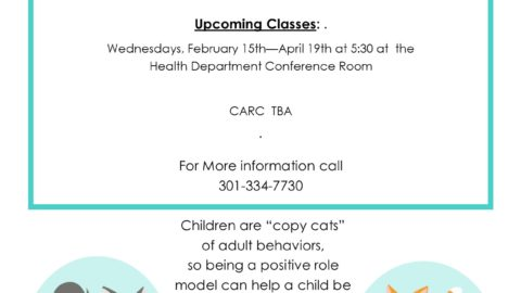 If you would like to quit smoking and have a child under 5 you could qualify for this program.