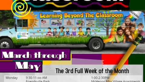 Learning Beyond the Classroom is Back!