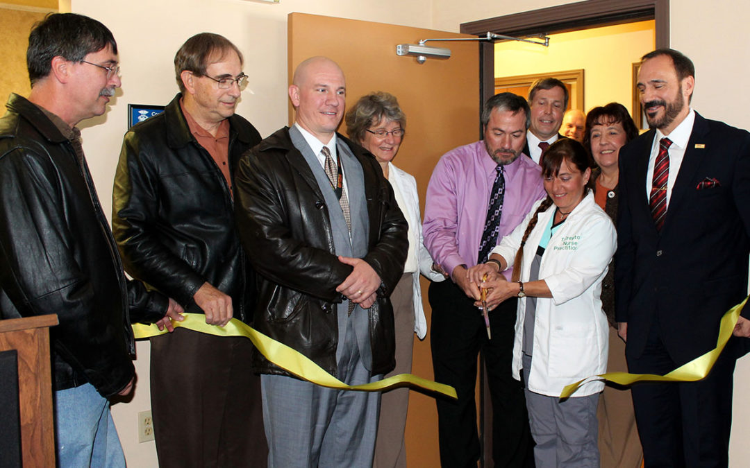 Check out GRMC's new Grantsville location!