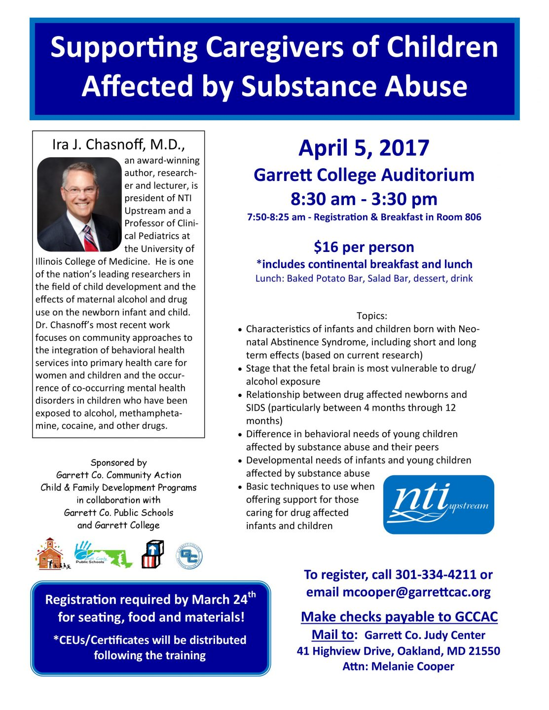 Supporting Caregivers of Children Affected by Substance Abuse