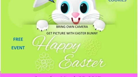 Easter This Weekend March 25, 2017
