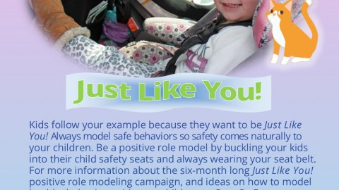Just Like You! – Safety