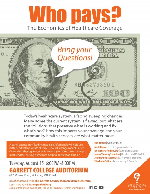 Who pays? The Economics of Healthcare Coverage – Engage Mountain Maryland
