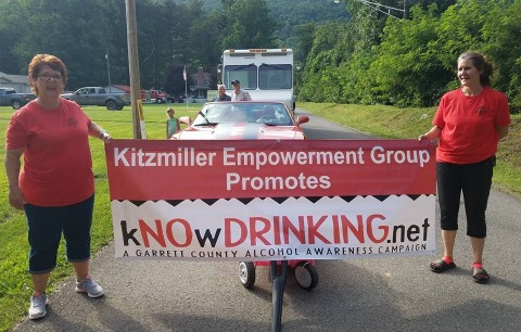 Kitzmiller Empowerment Group (Kitzmiller Fireman's Parade