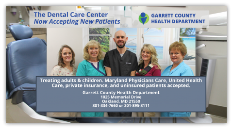 The Dental Care Center is Now Accepting New Patients!
