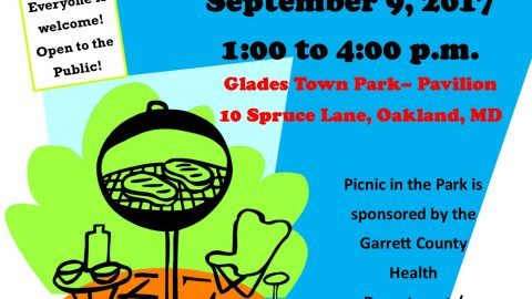 Picnic in the Park – Celebrating Recovery Month