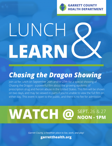 Chasing the Dragon Movie Showing – FREE & Open to the Public!