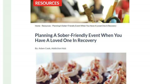 Planning A Sober-Friendly Event When You Have A Loved One In Recovery