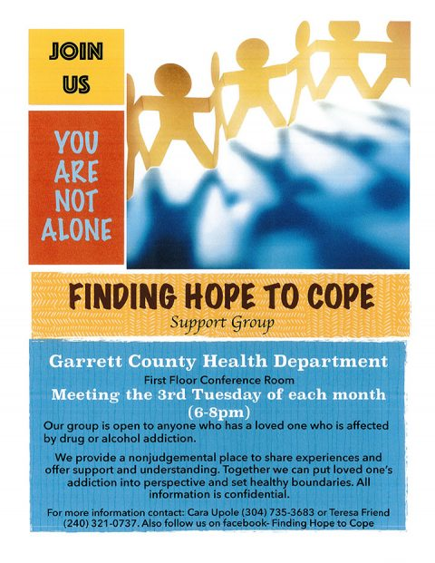 Finding Hope to Cope in Garrett County